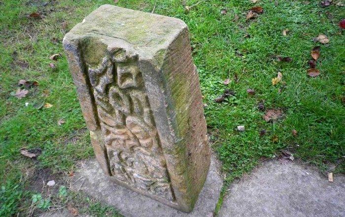Неожиданная находка: «Лестерский камень».
