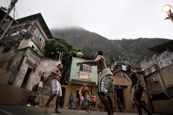 Такой неолимпийский олимпийский Рио.