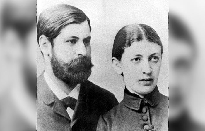 Брак Зигмунда и Марты продлился 53 года