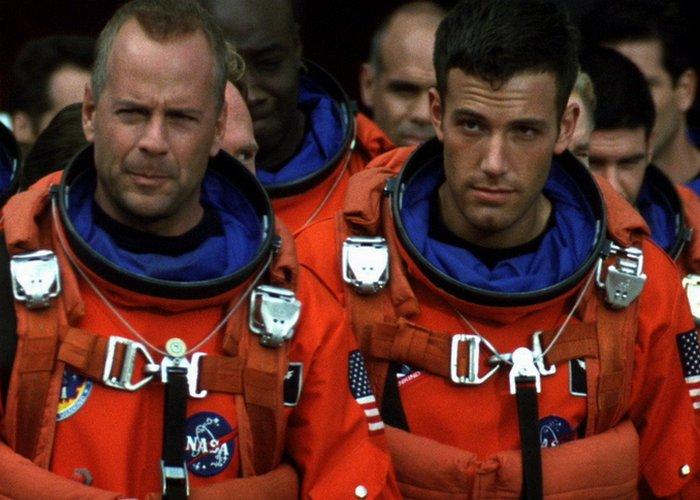 Кадр из фильма «Армагеддон»./ Фото: kafaizni.org