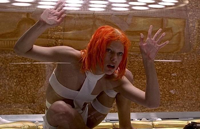 Кадр из фильма режиссера Л. Бессона «Пятый элемент»./ Фото: moviepilot.com