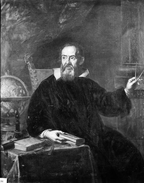 Галилео Галилей (1564-1642).