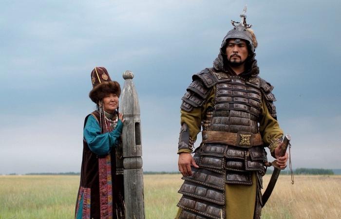 Бывшие враги Чингисхана.