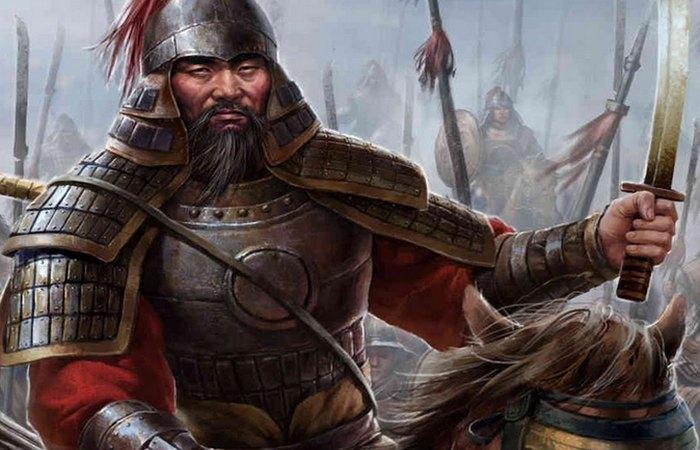 В СССР пытались уничтожить память о Чингисхане.