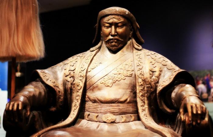 Великий Чингисхан.