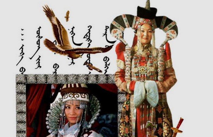 Znalezione obrazy dla zapytania женщины во время чингисхана