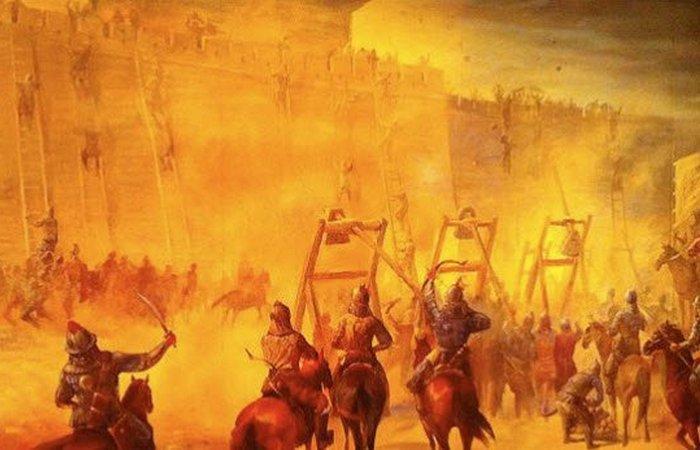 Месть Чингисхана./фото: listverse.com