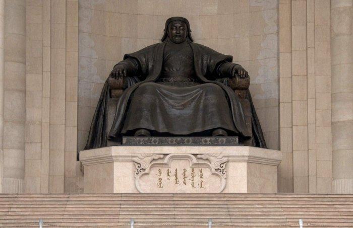 Тёмные тайны монгольской империи.