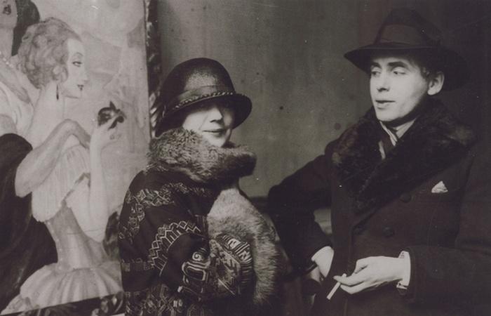 Герда Готлиб и Эйнар Вегенер. / Фото: ufkunukatla.com