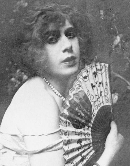 Лили Эльбе, Париж, 1926  /Фото: houseplanz.us