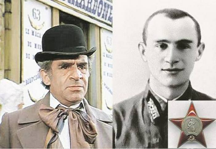 Зиновий Ефимович Гердт.