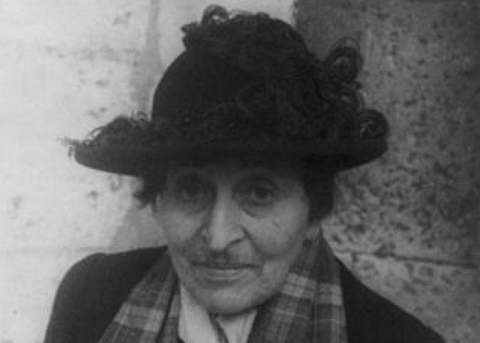 Алиса Б. Токлас, 1949 год./фото: haaretz.com