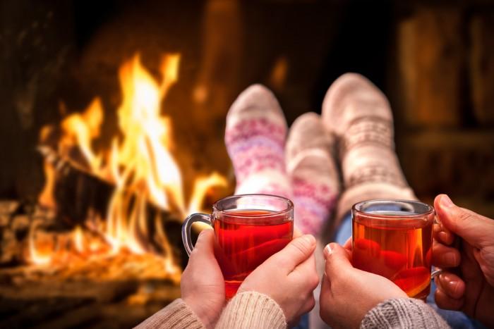 Ищу тепло во всём...