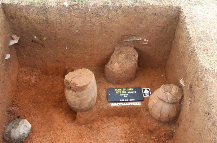 2500-летнее кладбище.