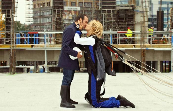 Кадр из фильма Любовь не по размеру./фото: startfilm.ru