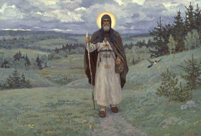 Шел Господь пытать людей в любови...
