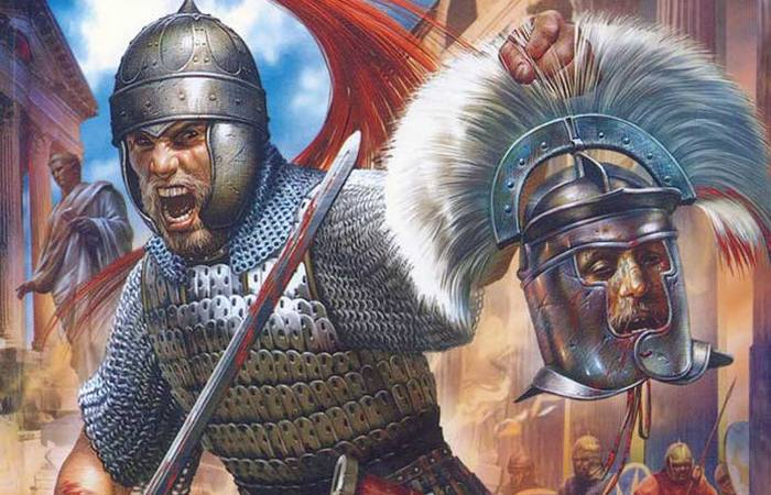 410 год. Рим.