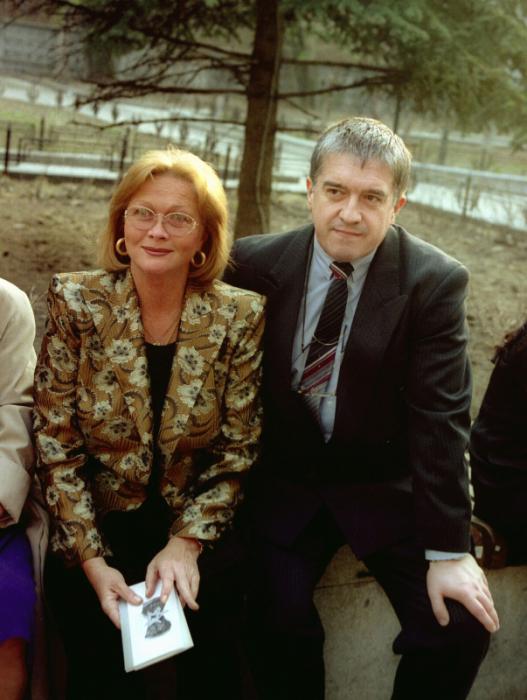 Михаил Филиппов и Наталья Гундарева
