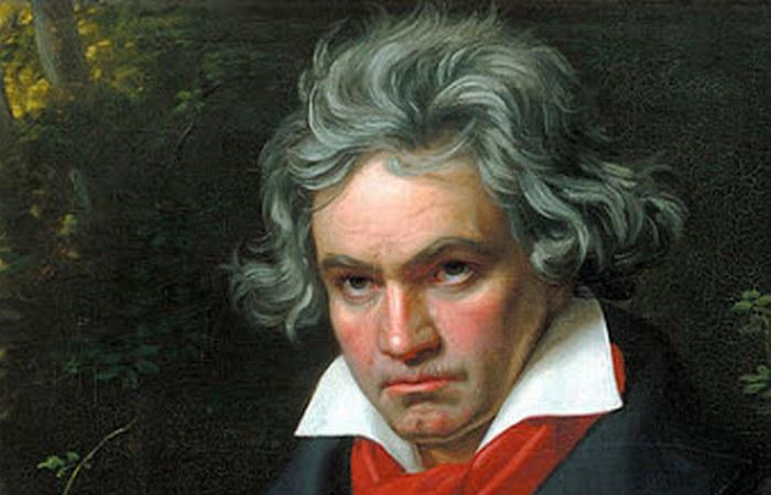 Вдохновение Бетховена.