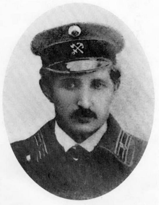 Инженер Адам Шидловский