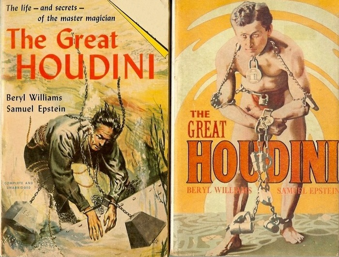 Книга «Великий Гудини».