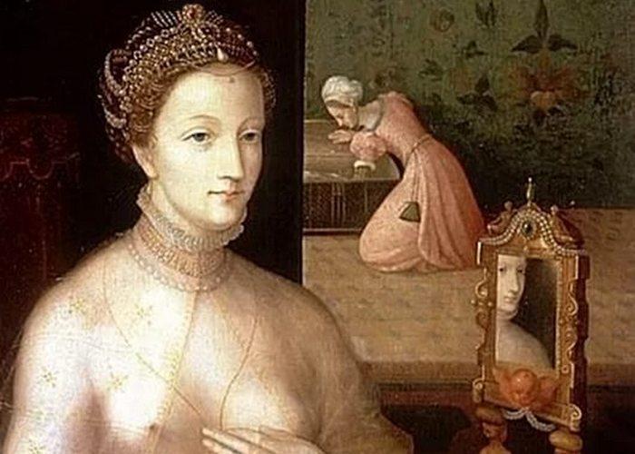 Диана де Пуатье - любовница и советчица короля. / Фото: oneoflady.com
