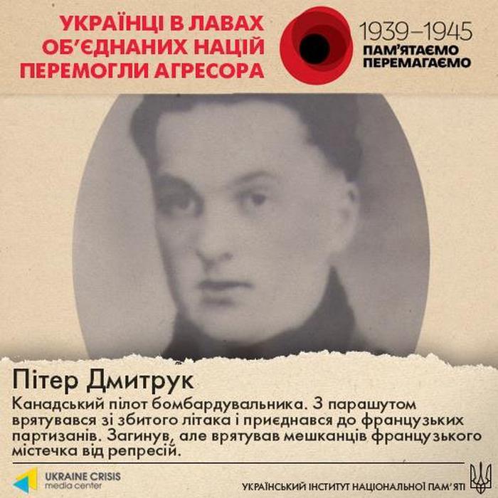 Пётр Дмитрук.