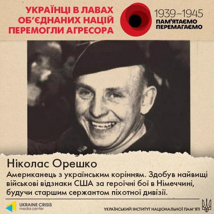 Николас Орешко.