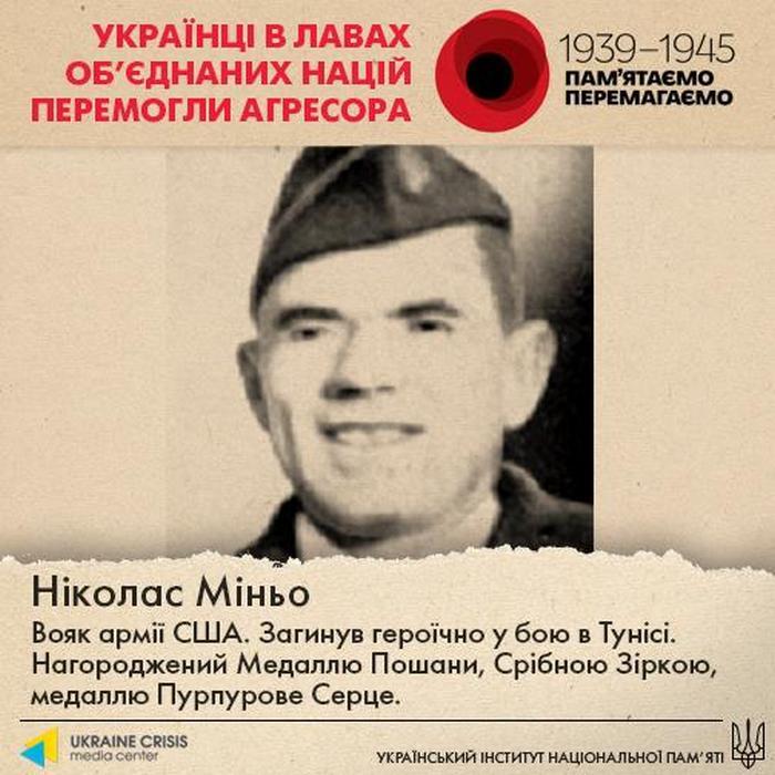 Николас Минью.