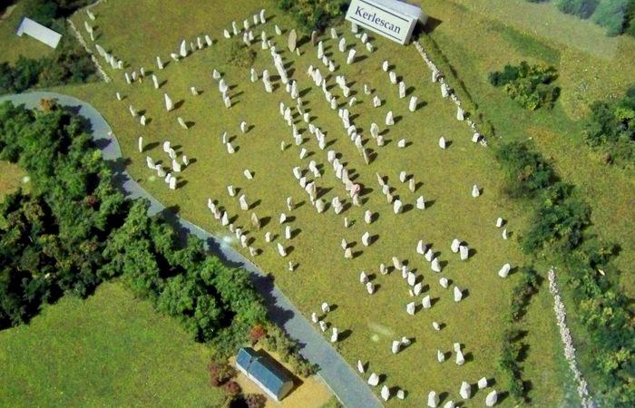 Карнакские камни и другие таинственные артефакты.
