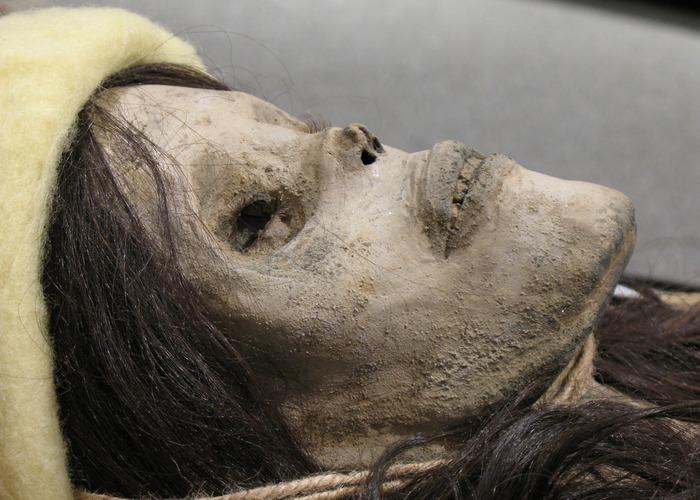 Малоизвестная тайна: таримские мумии.