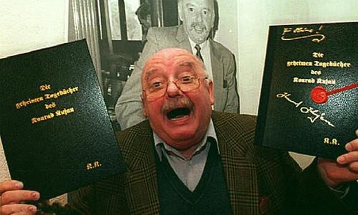 Дневники Гитлера. Хайдеманн.