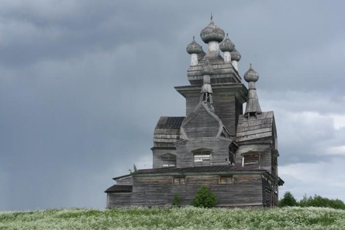 Храм Владимирской иконы Божией