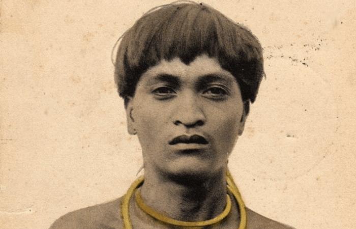 Филиппинец из племени игоротов.| Фото: listverse.com