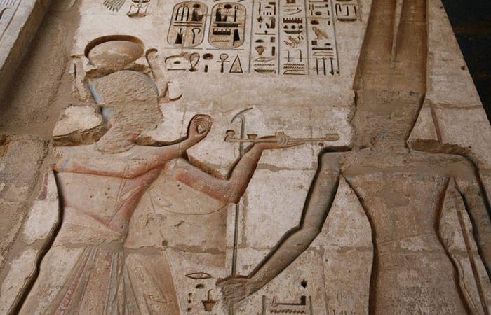 Гигиена в Древнем Египте: древние рецепты./фото: caprizulka.ru