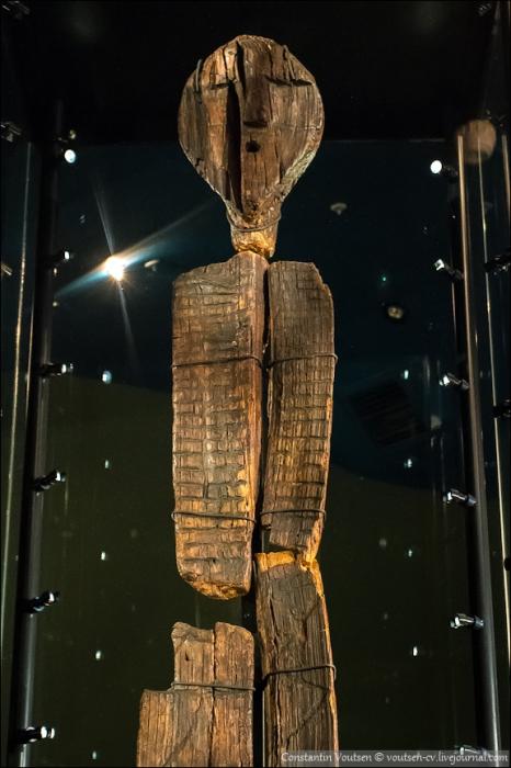 Идол, который старше египетских пирамид.