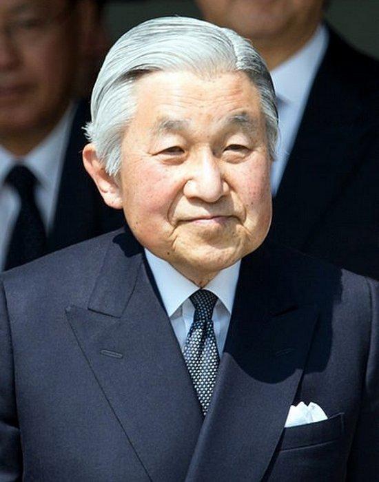 Император Акихито. / Фото: thevintagenews.com
