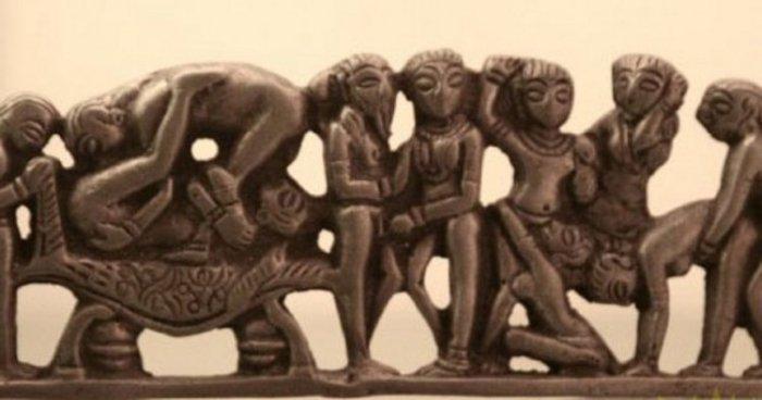 Сексуальные ритуалы в племенах