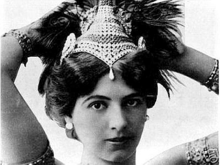 Маргарета Зелле.