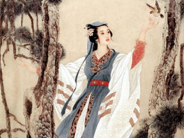 Юй Сюаньчжи .