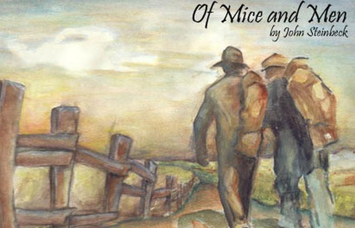 Книга «О мышах и людях»./фото: songsbytopic.com