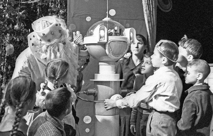 Многие советские дети под Новый год загадывали желание стать космонавтами.