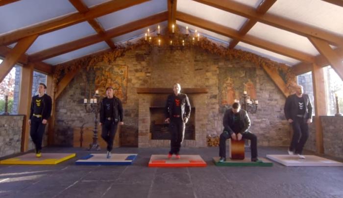 «Fusion Fighters»: ирландские танцы под классическую музыку