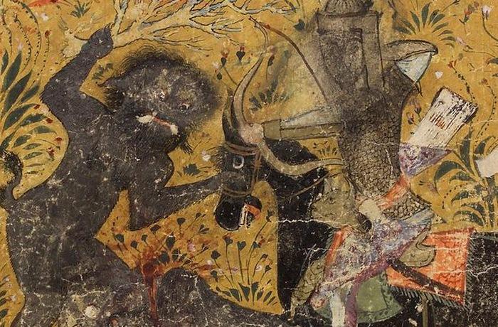 Гули - человекообразные существа питающиеся разлагающейся плотью трупов.