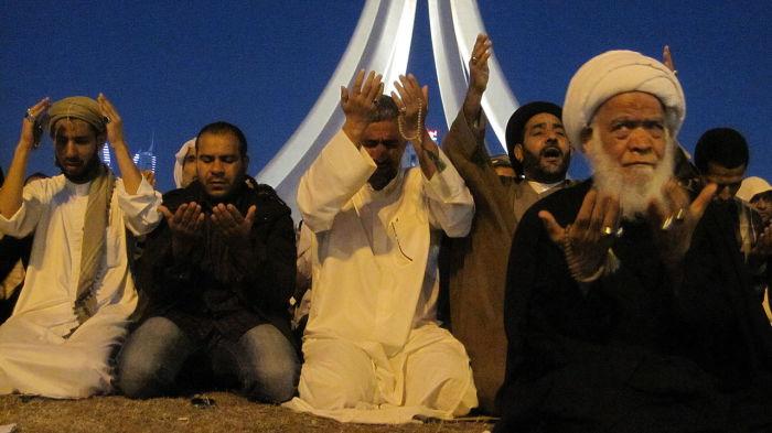 Исмаилиты - одно из течений шиитской ветви.