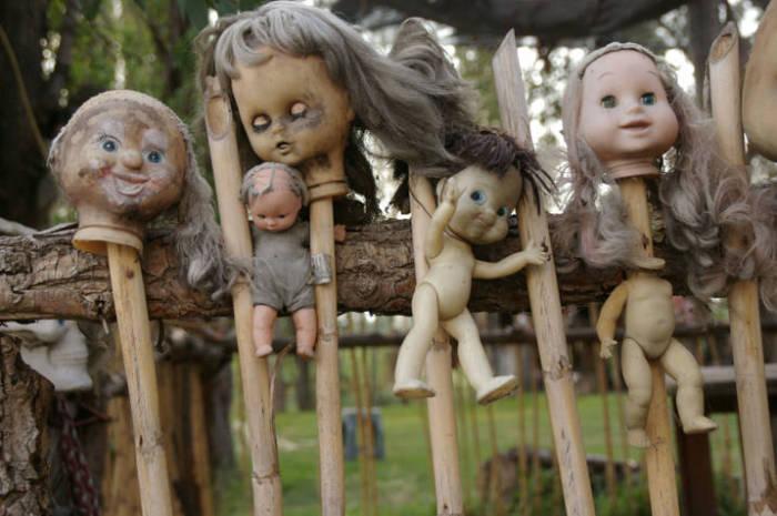 Когда кукла не игрушка.