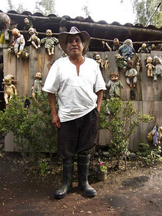 Анастасио Сантана - навый хозяин острова.