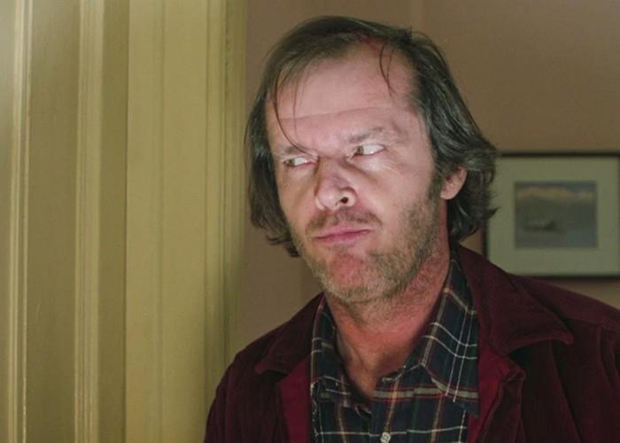 Кадр из фильма «Сияние»./фото: imgur.com