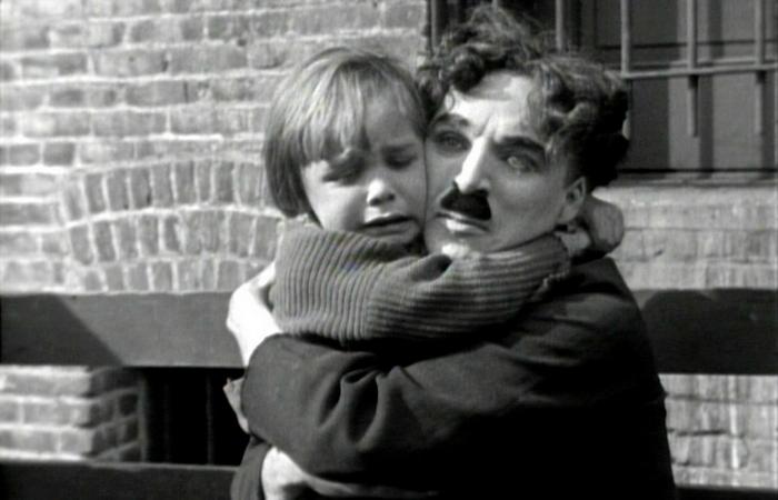 Чарли Чаплин опекал Кугана. / Фото: becuo.com