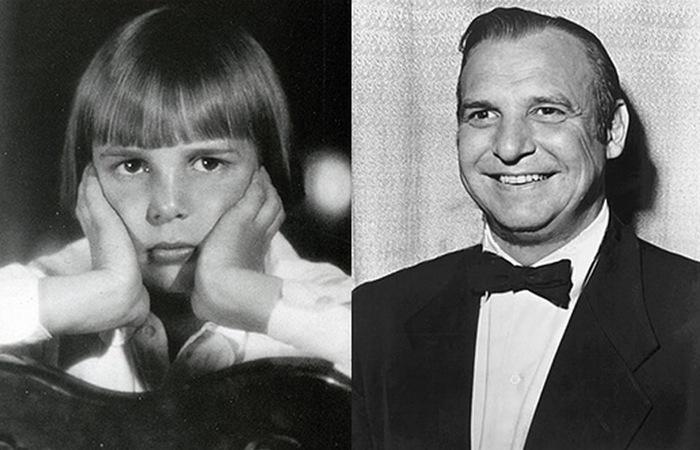 Джеки Куган - первый звёздный киноребёнок.
